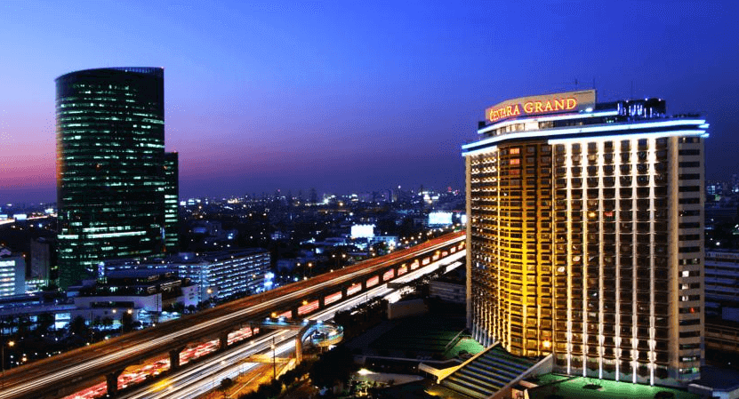 曼谷拉杜普勞中環廣場 (Centara Grand at Central Plaza Ladprao Bangkok)