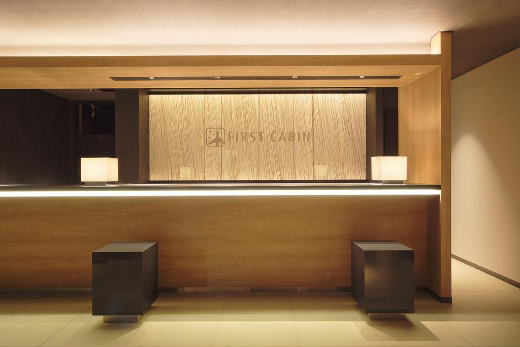 東京築地頭等艙膠囊旅館