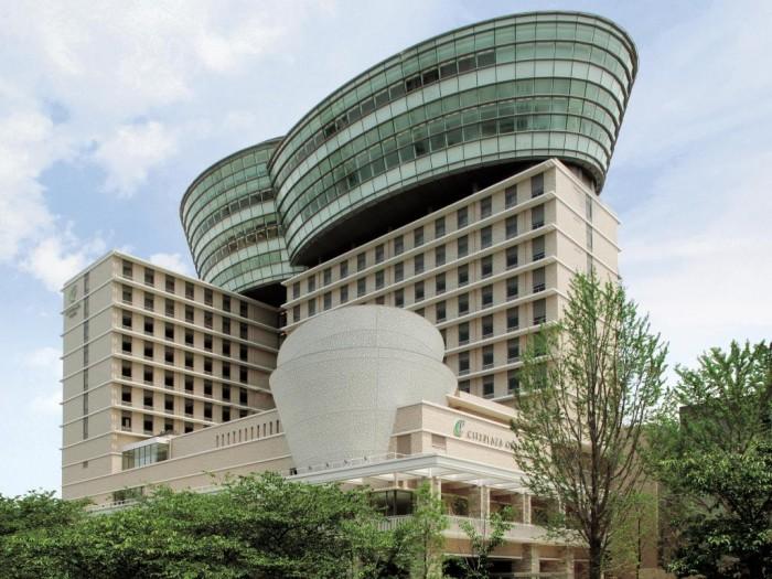 大阪城市廣場飯店 - 天然溫泉&Spa