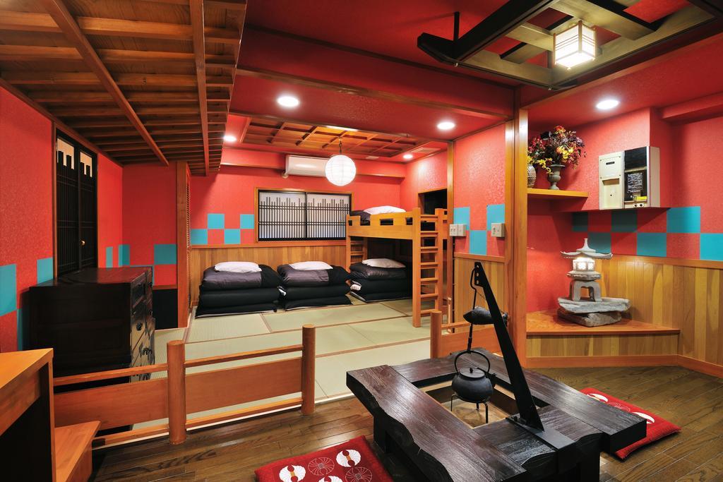 東京淺草考山世界旅館