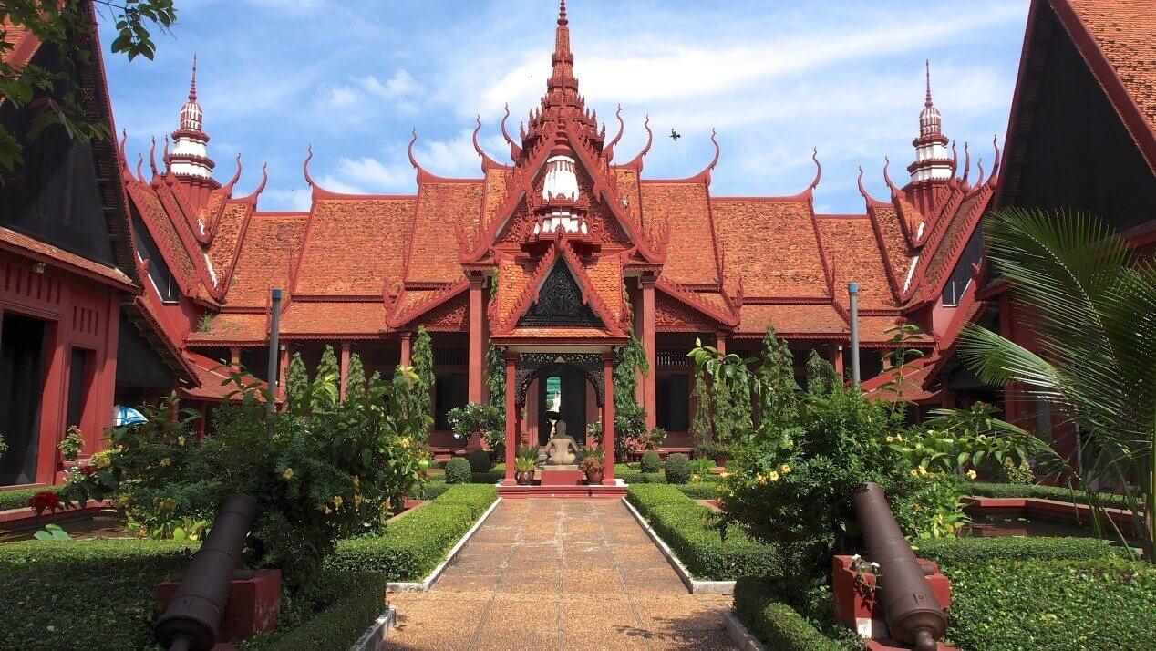 柬埔寨國家博物館