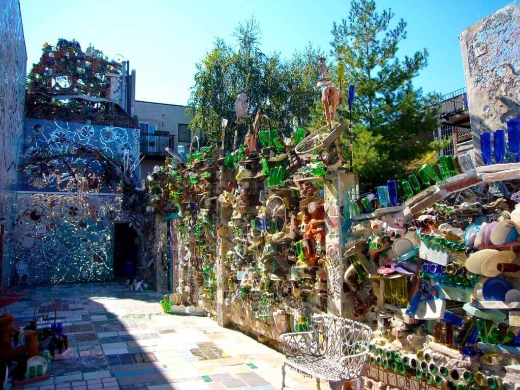 費城魔幻花園 Philadelphia's Magic Gardens