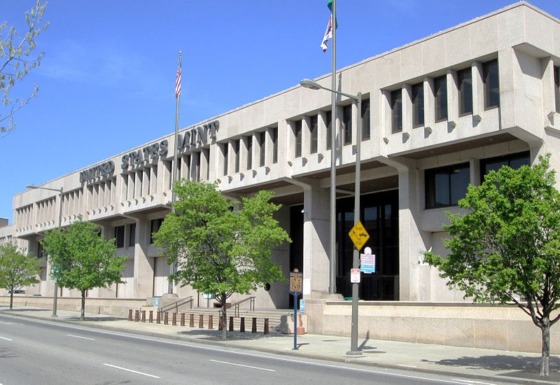 費城鑄幣局 The United States Mint at Philadelphia