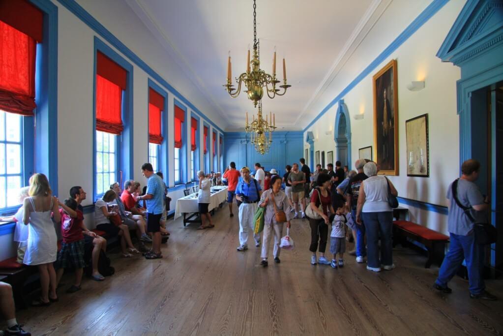 美國獨立紀念館/獨立廳 (Independence Hall)