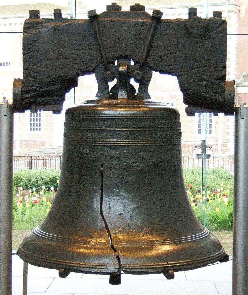 自由鐘/獨立鐘 (Liberty Bell)