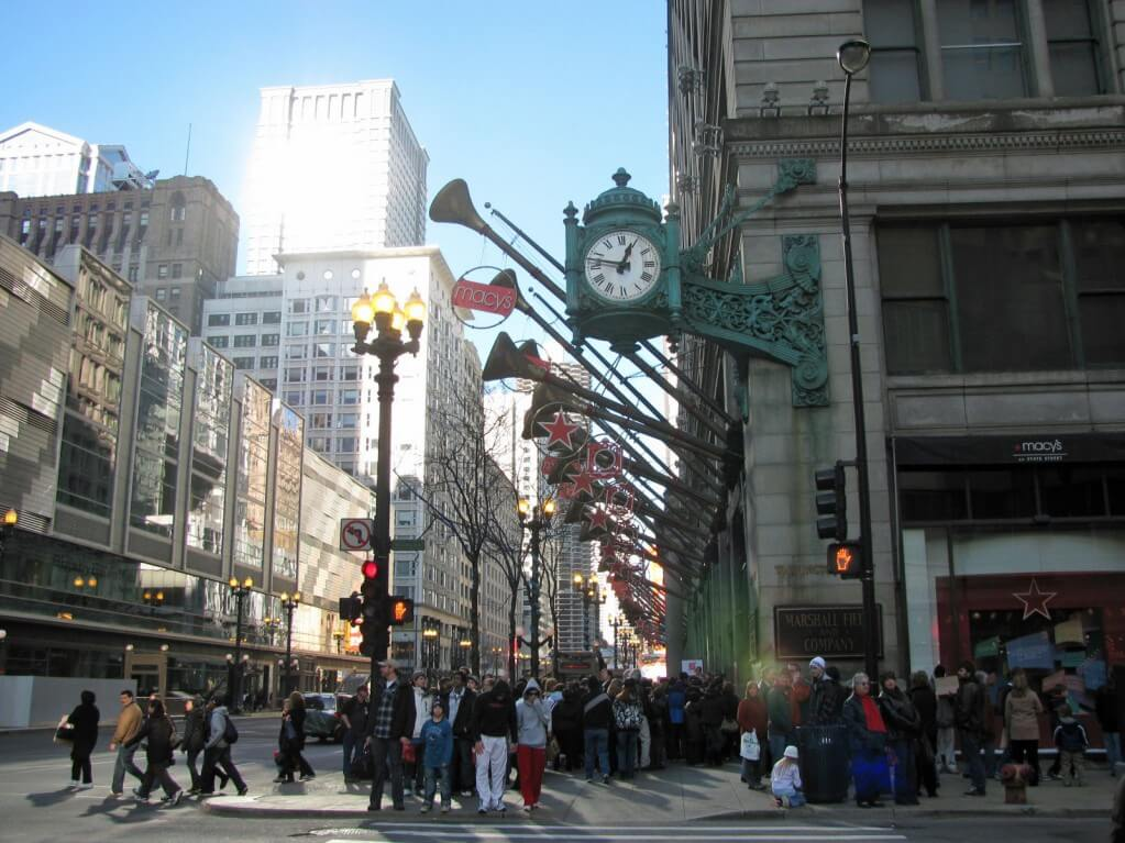 Macy's on State Street