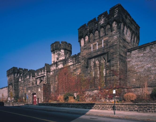 東方州立監獄/東州教養所 Eastern State Penitentiary