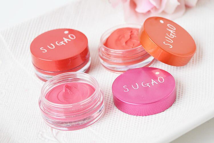 日本藥妝-SUGAO兩用唇頰霜