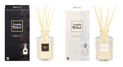 日本藥妝-小林製藥 Sawaday Stick室內香氛瓶
