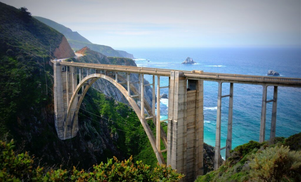 比克斯比大橋 Bixby Creek Bridge