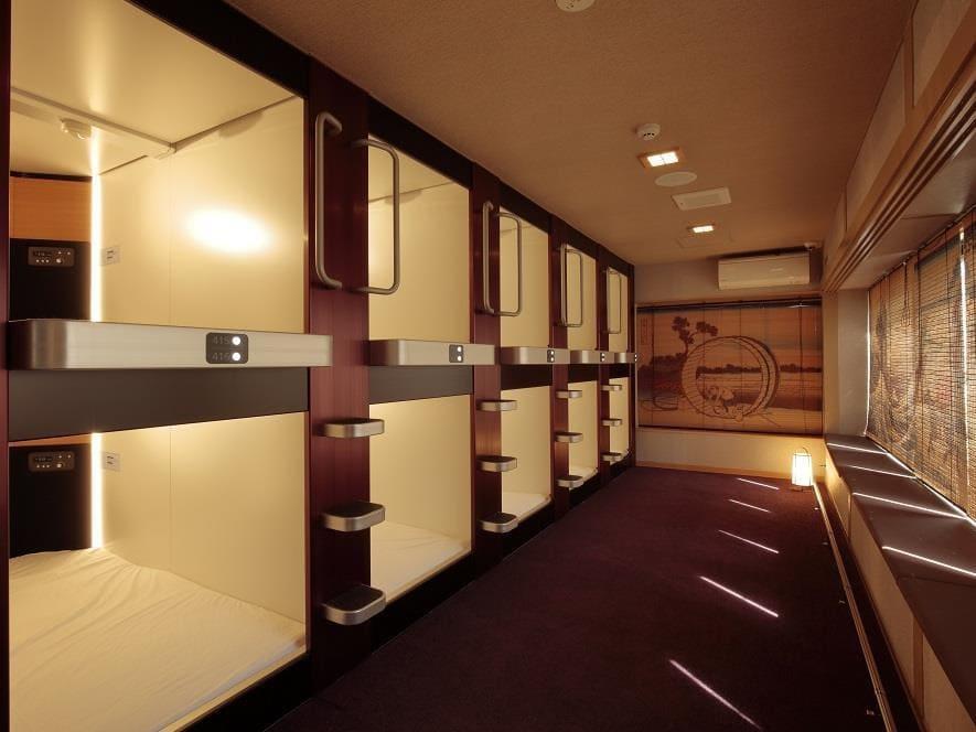 Nadeshiko飯店澀谷 - 限女性 (Nadeshiko Hotel Shibuya -Women Only)