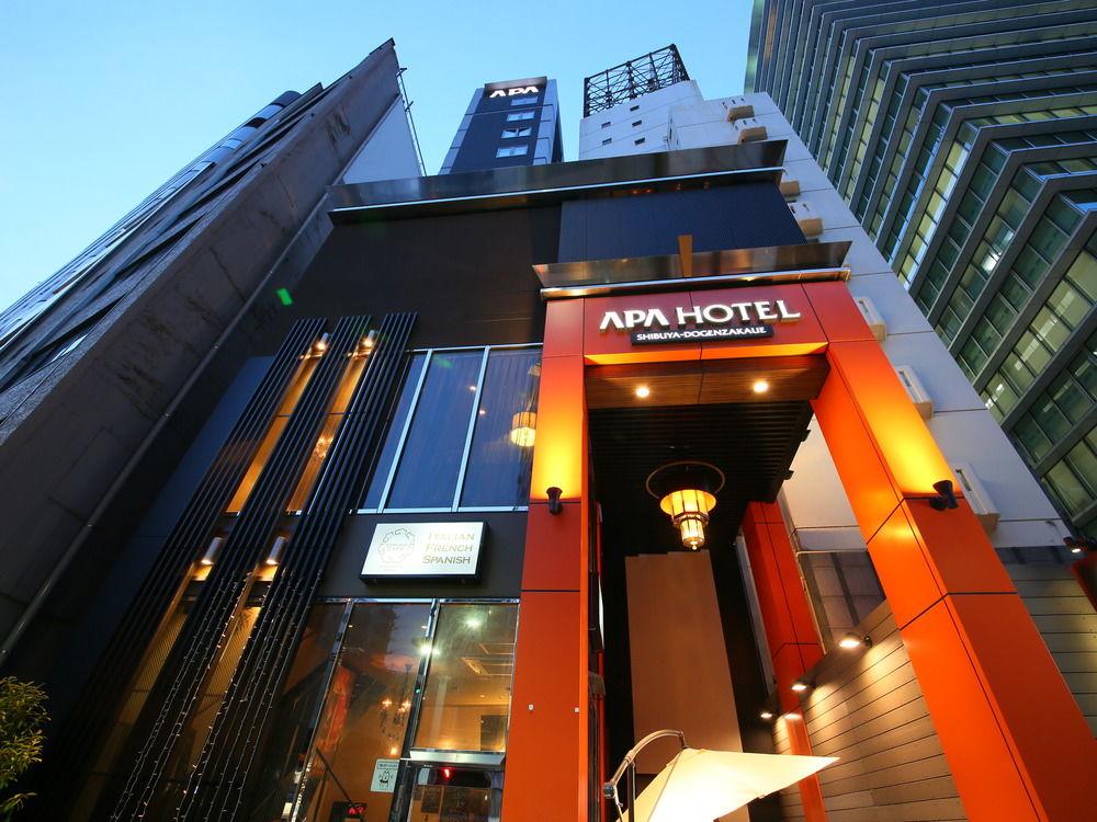 澀谷道玄坂上APA酒店 (APA Hotel Shibuya-Dogenzaka-Ue)