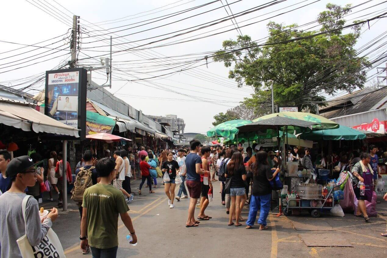 恰圖恰周末市集Chatuchak Weekend Market