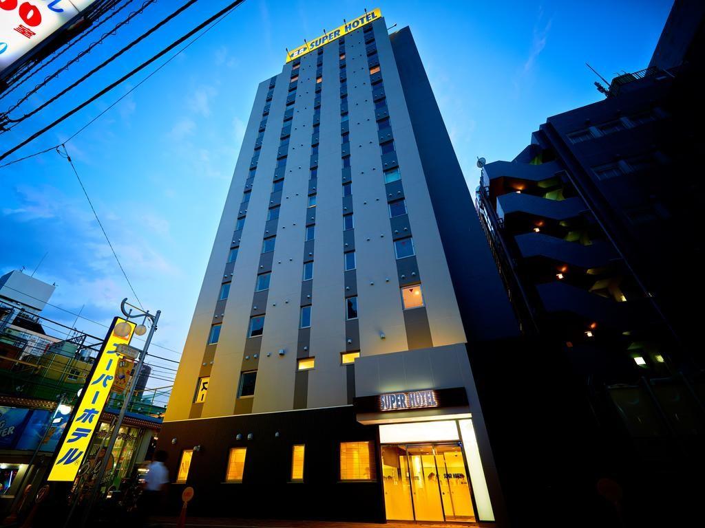新宿歌舞伎町超級酒店 (Super Hotel)
