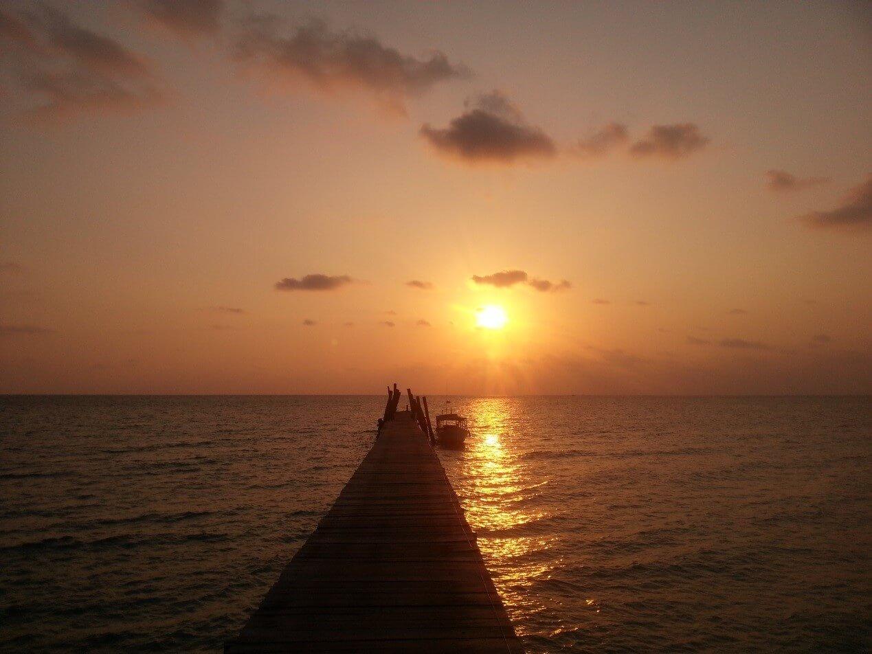 柬埔寨高龍島