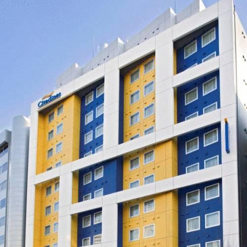 新宿馨樂庭公寓式酒店 (Citadines APART' HOTEL)