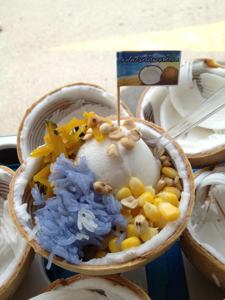 Coco JJ椰子冰淇淋