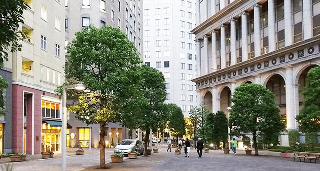 汐留義大利街(イタリア街)