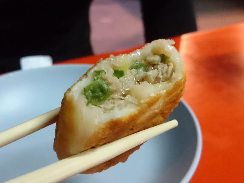 可口山東餡餅