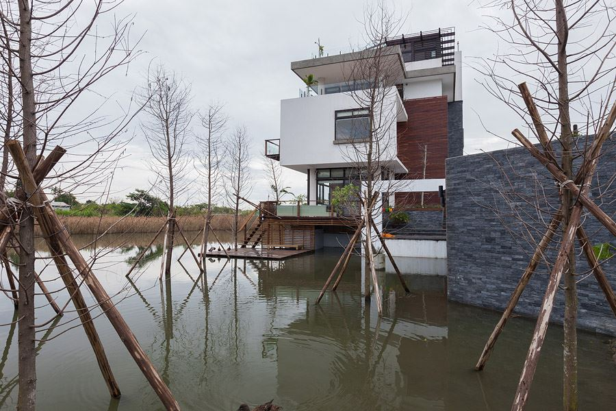 宜蘭湖水綠水岸民宿