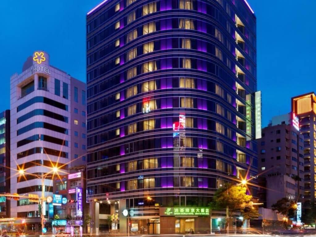 台北洛碁南京大飯店