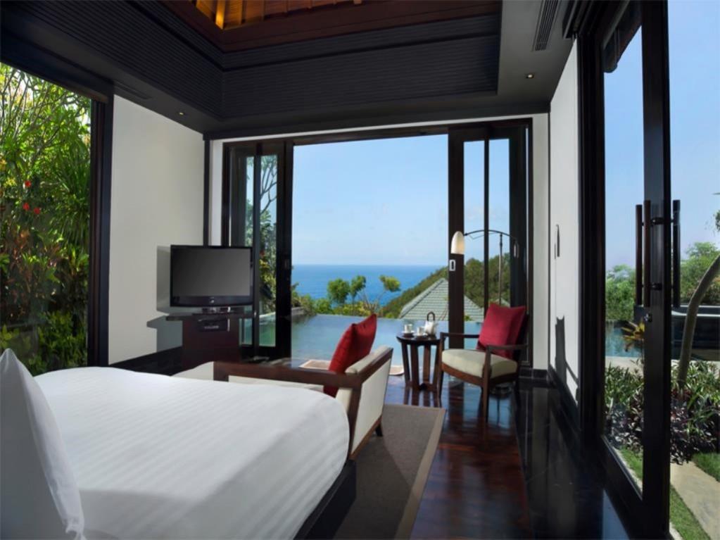烏干沙悦榕莊飯店 (Banyan Tree Ungasan Hotel)