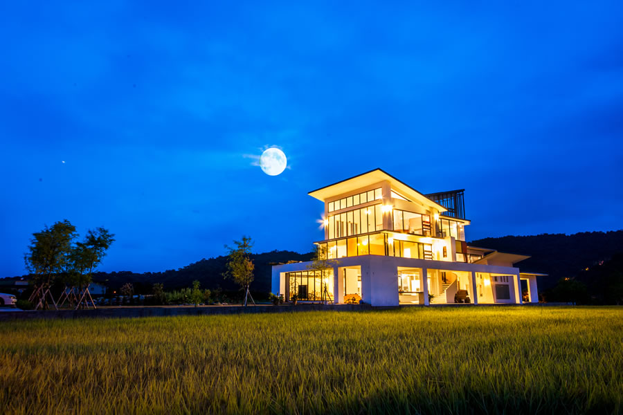宜蘭湖漾189風格旅店