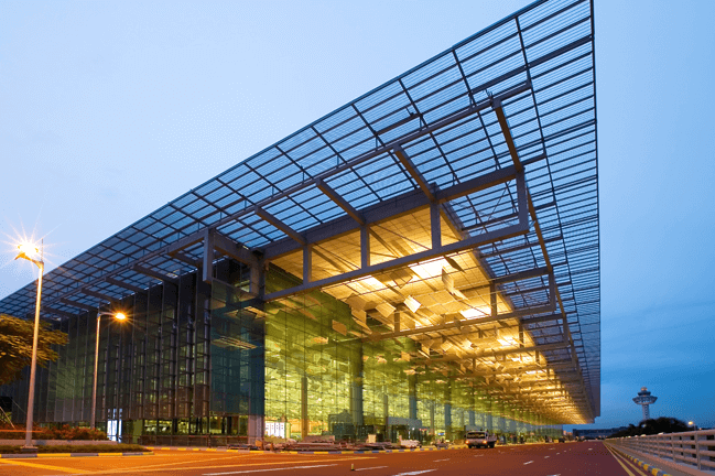 NO.1 新加坡樟宜機場