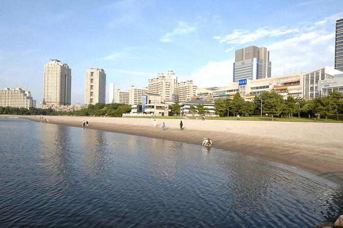 台場沙灘(Odaiba Beach)