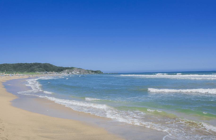 御宿海岸(Onjuku Beach)