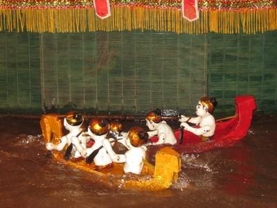 水上木偶劇院