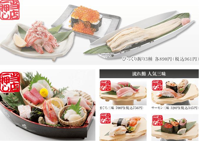 「流壽司」三代目音羽 伏見店