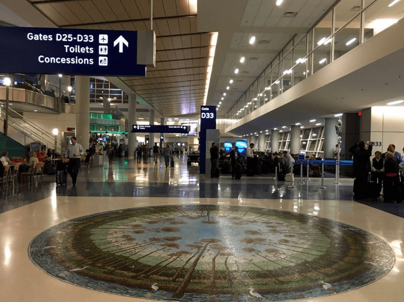 達拉斯/沃斯堡國際機場