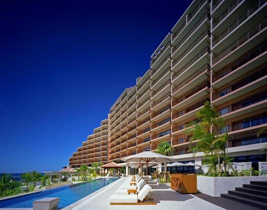 富著卡福度假公寓大酒店 (Kafuu Resort Fuchaku Condo Hotel)