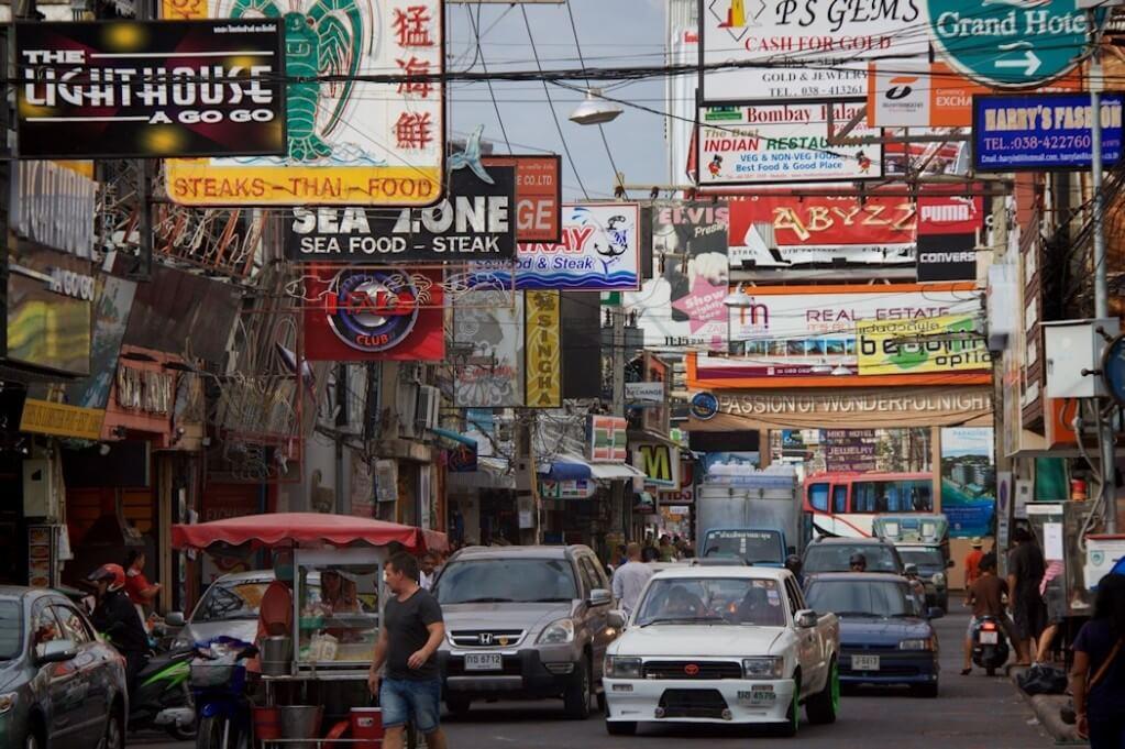 芭提雅(Pattaya)潑水節