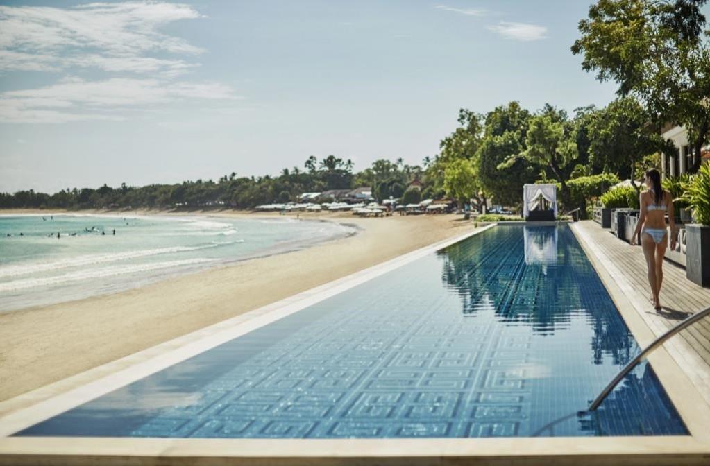 金巴蘭海灣巴厘四季飯店 (Four Seasons Resort Bali at Jimbaran Bay)
