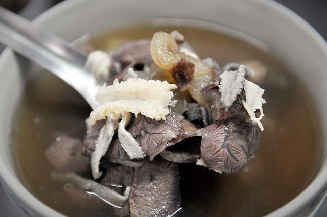 阿財牛肉湯