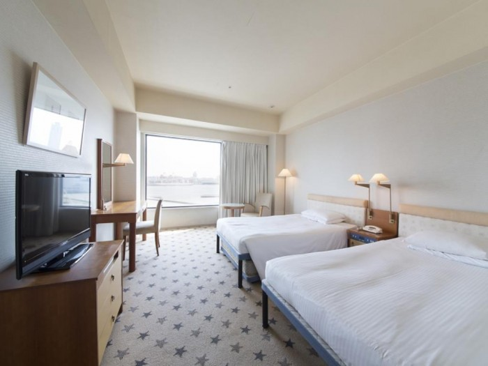 大阪天保山海鷗飯店 (Hotel Seagull Tempozan Osaka)
