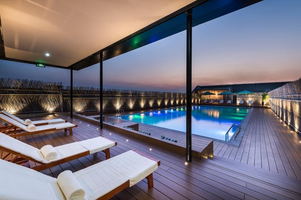 上海客萊福諾富特酒店