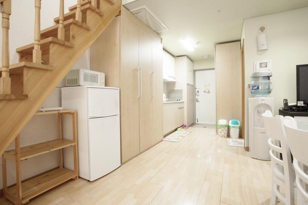 享受首爾公寓式飯店 (NJoy Residence Seoul)