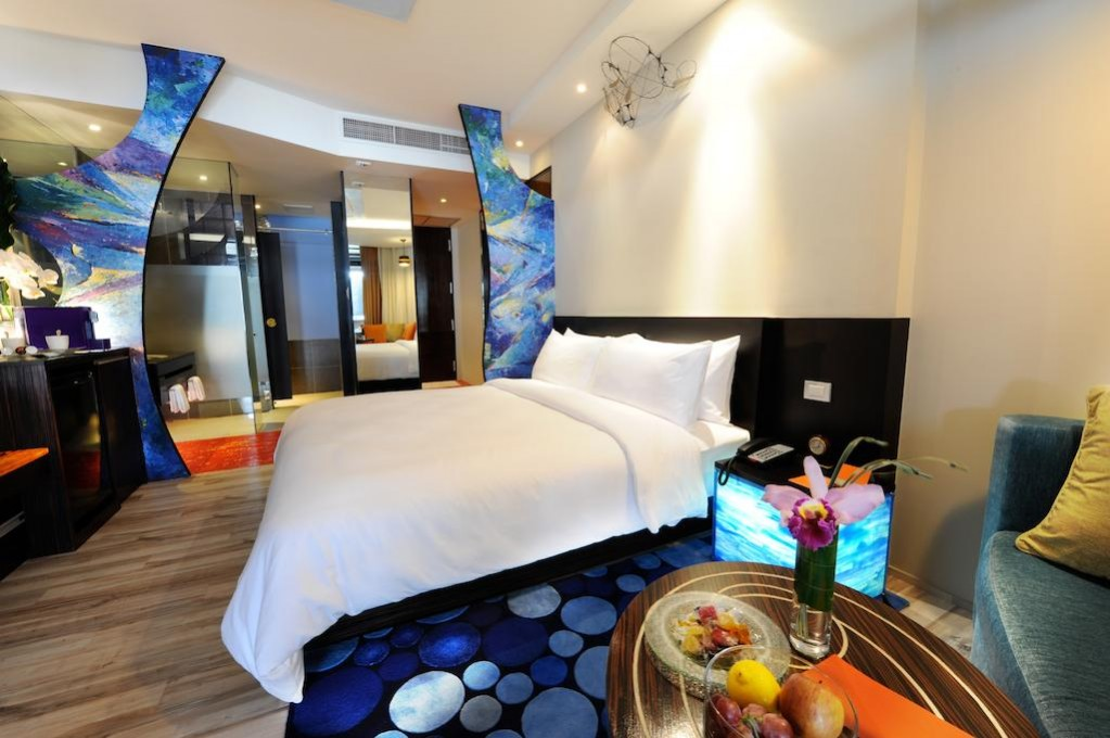 芭達雅暹羅@暹羅設計飯店 (Siam @ Siam Design Hotel)