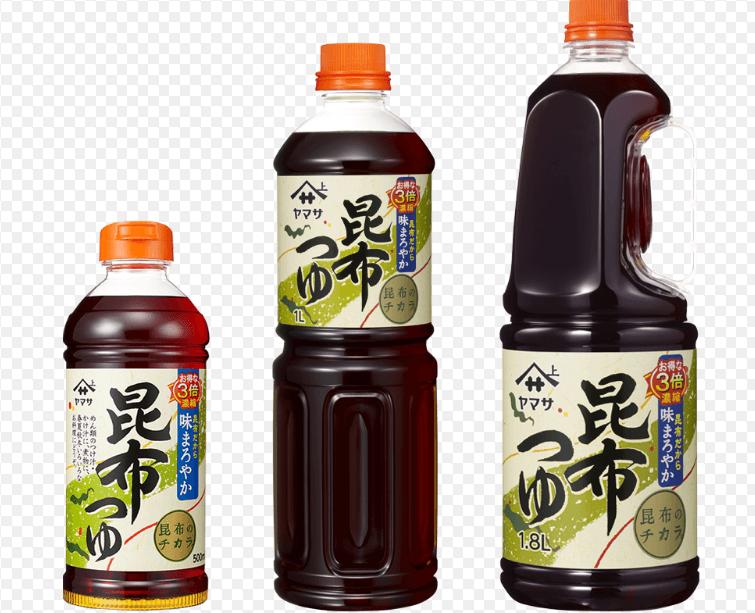 醬油濃縮湯頭(つゆ)