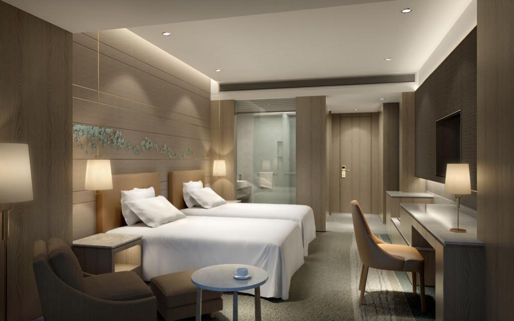 上海浦東主題樂園萬信酒店