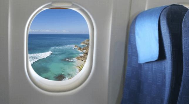 飛機機窗的特殊設計