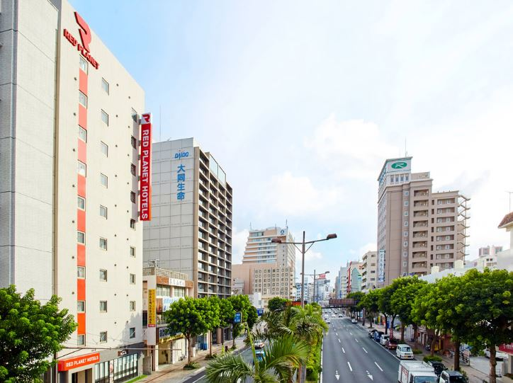 沖縄那霸紅色星球 (Red Planet Hotel Naha Okinawa)