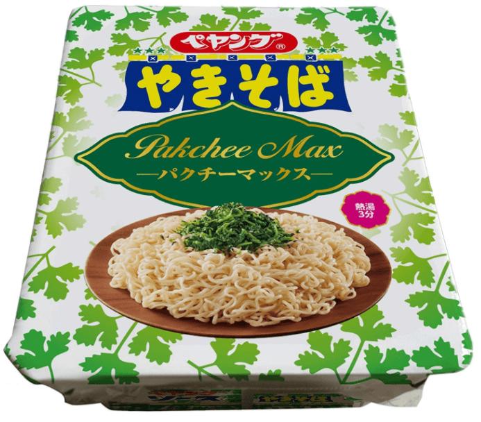 ペヤング香菜炒麵