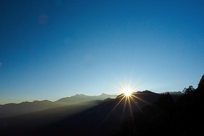 阿里山鄉-阿里山國家森林遊樂區