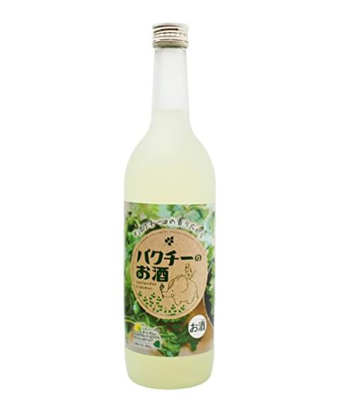 菊水酒造 パクチーのお酒 香菜清酒