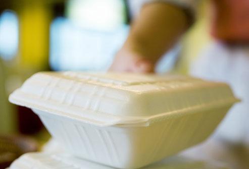 食物吃不完別打包