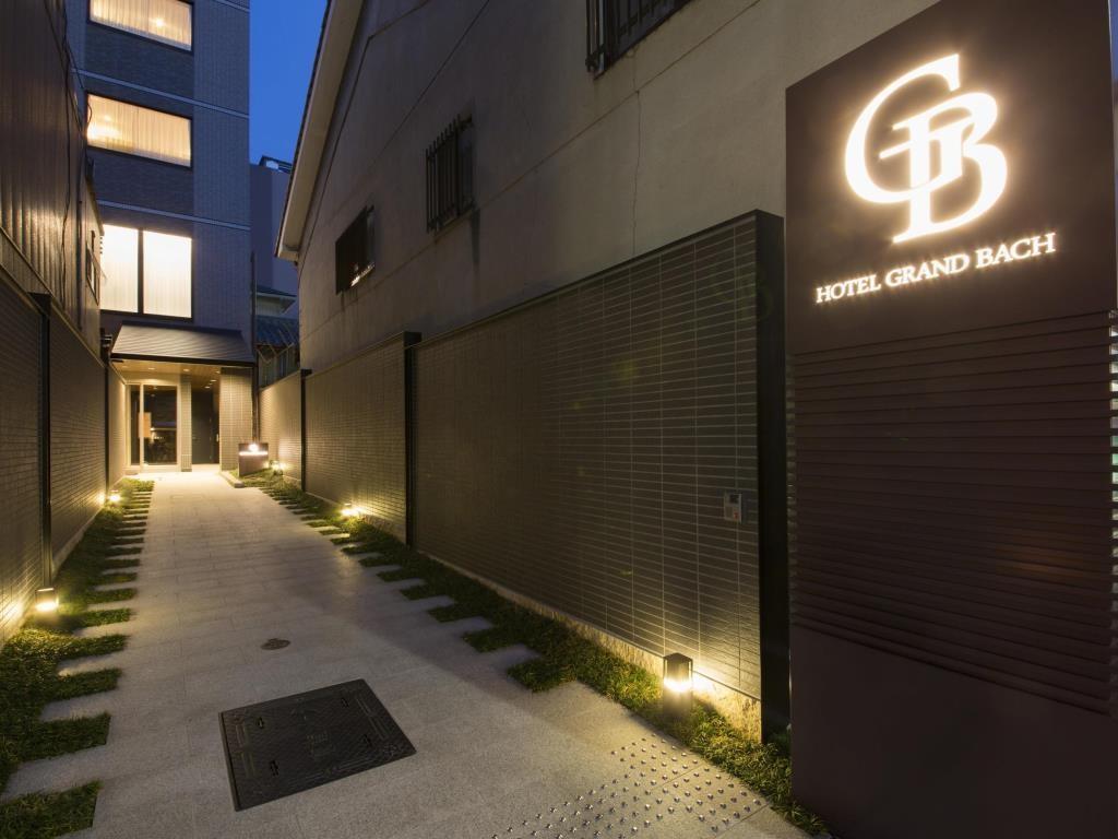 京都格蘭巴哈飯店(Hotel Grand Bach Kyoto)